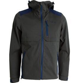Tufte Wear Jacket Men Deep Forest-Insignia Blue